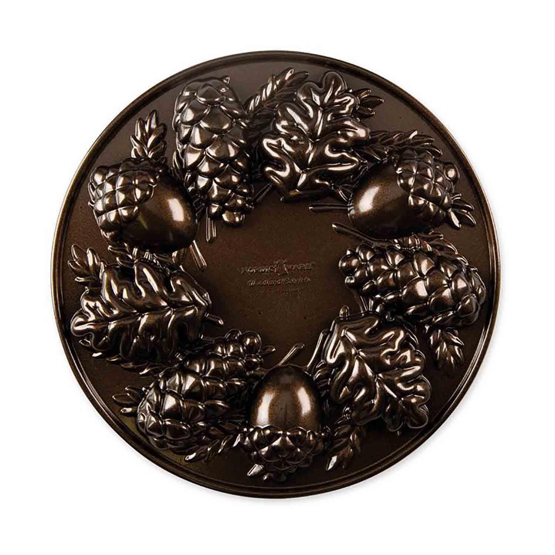 Nordicware Woodland Cakelet Pan