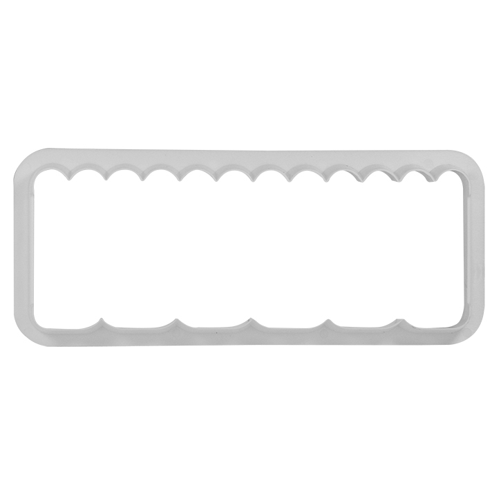 Scalloped Frill Cutter