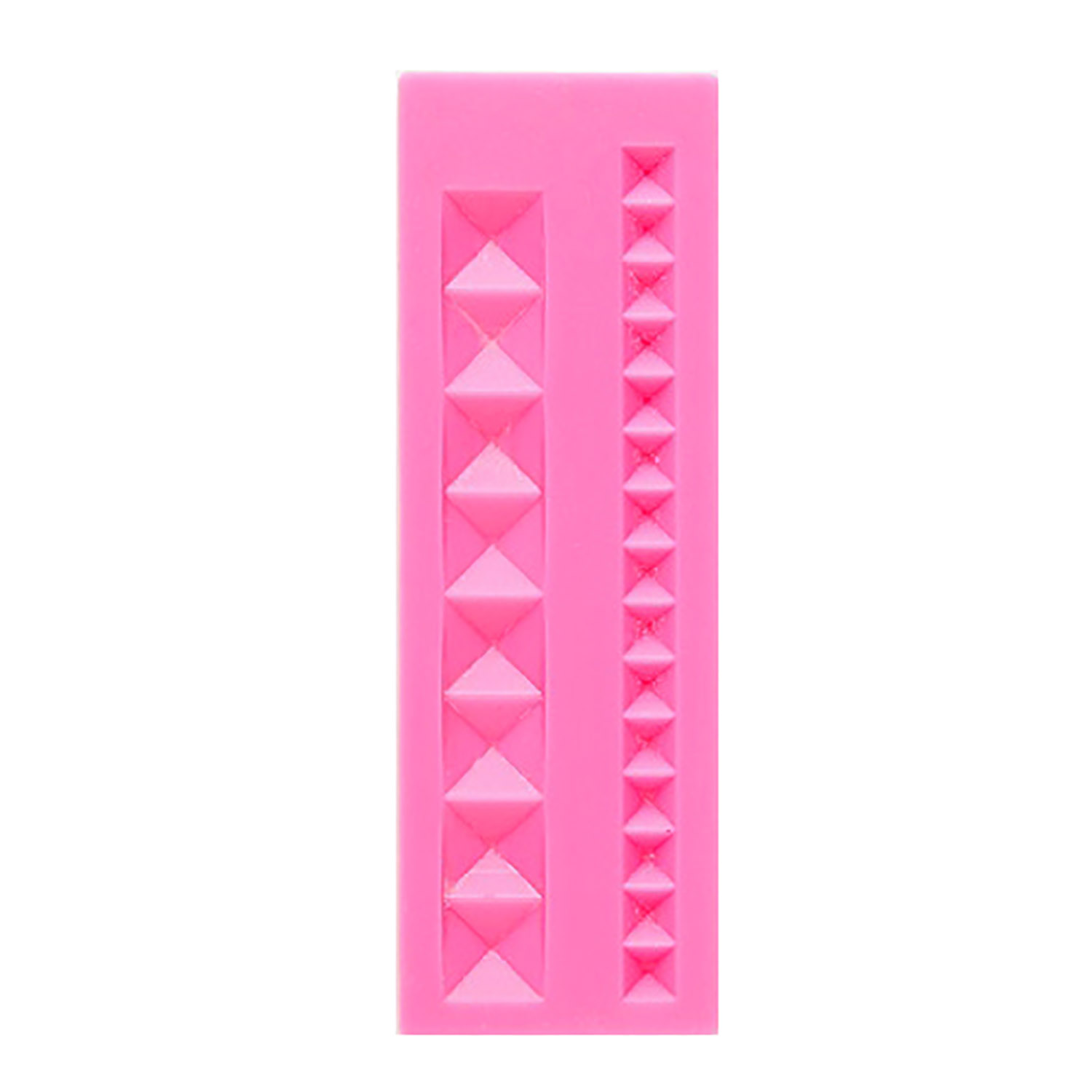 Pyramid Stud Silicone Mold