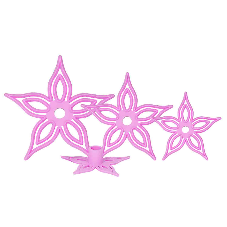 Calyx/ Poinsettia Cutter Set