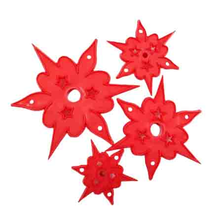 Starburst Cutter Set