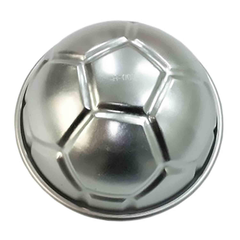 Mini Soccer Ball Cake Pan