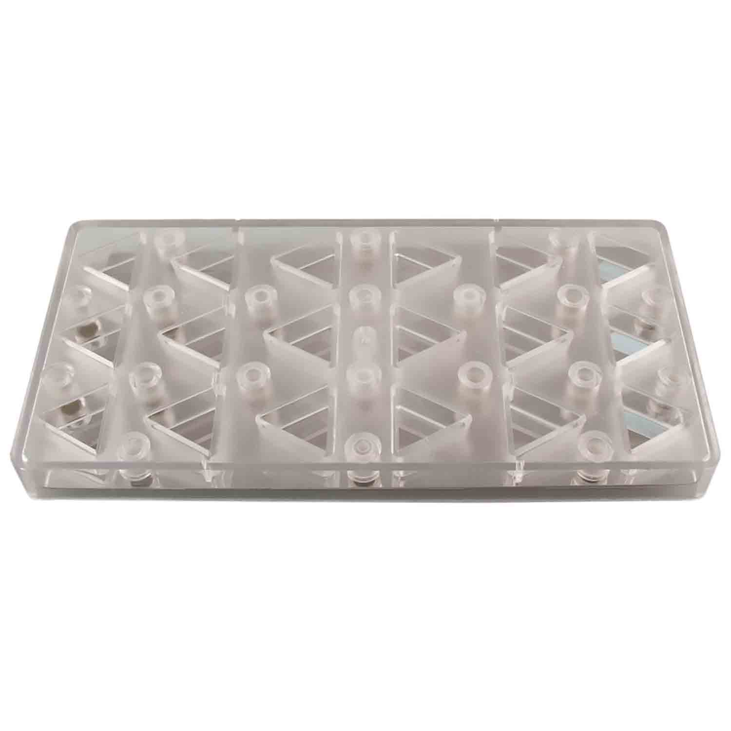 Triangle Magnetic Chocolate Candy Mold