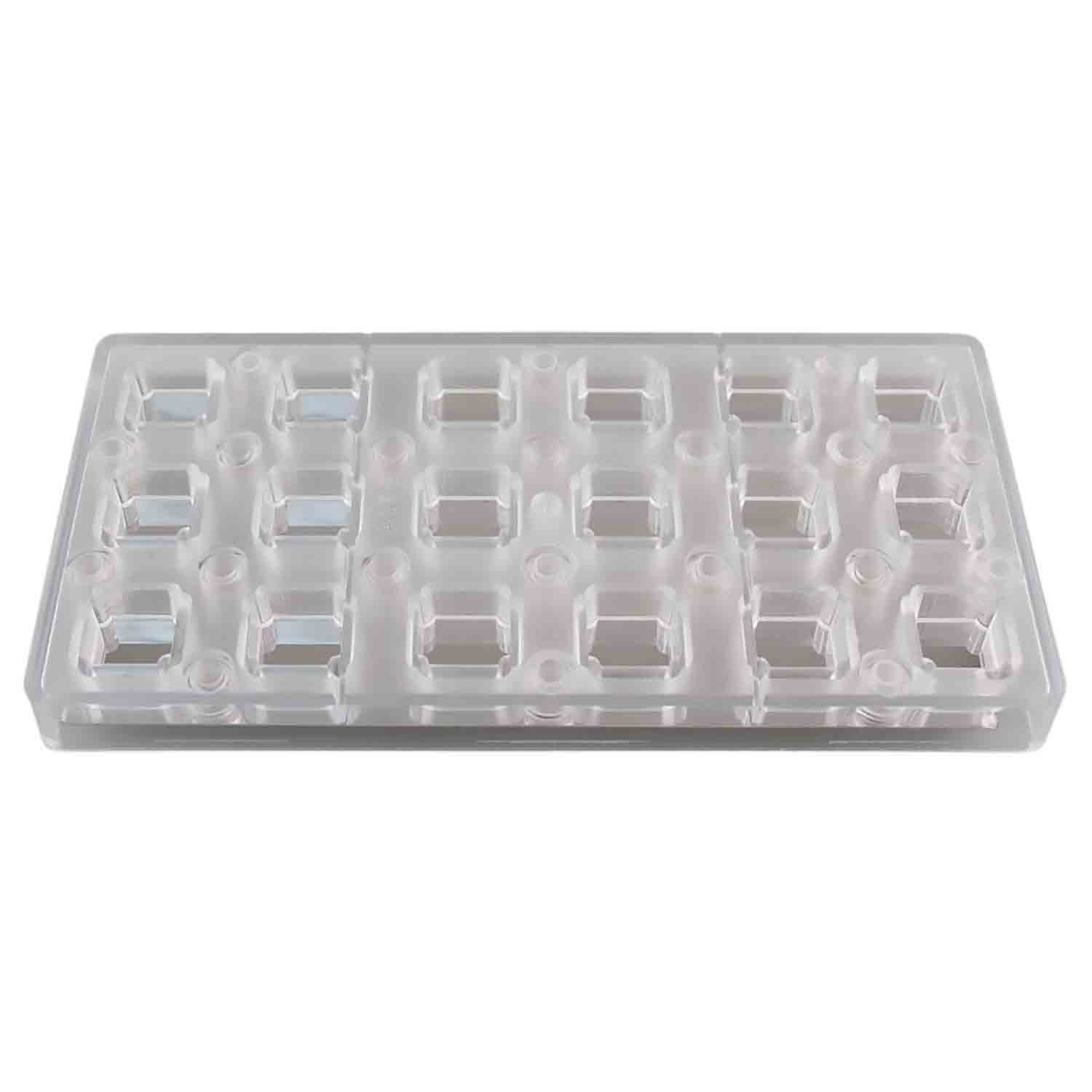 Square Magnetic Chocolate Candy Mold