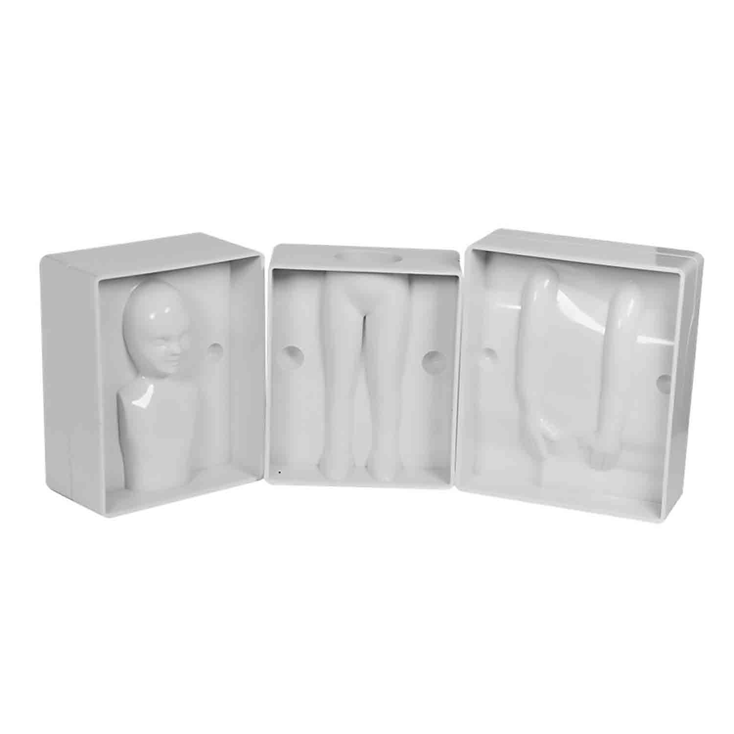 Child 3-D Gum Paste Mold Set