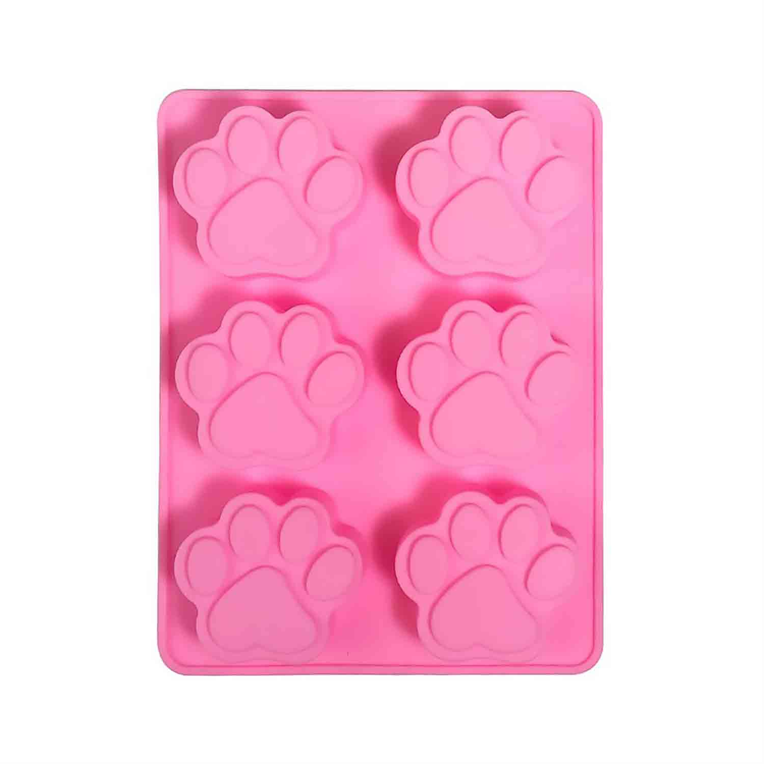 Dog Paw Baking Mold