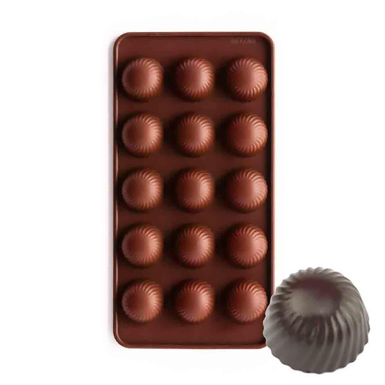 Bon Bon Silicone Chocolate Candy Mold