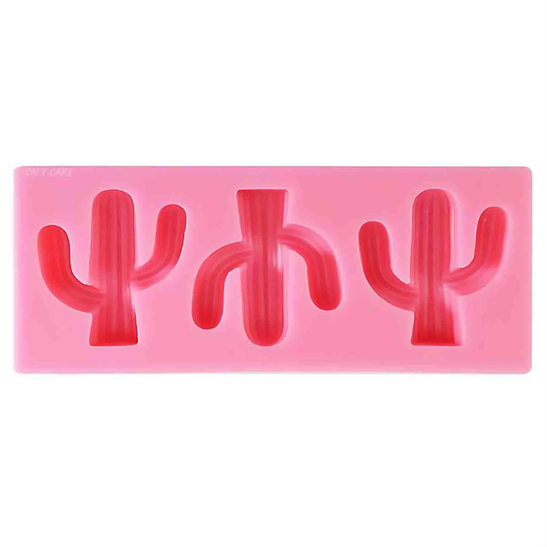Cactus Silicone Mold