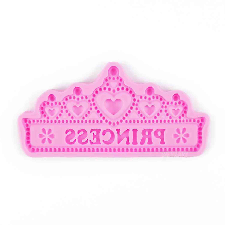 Princess Tiara Silicone Mold