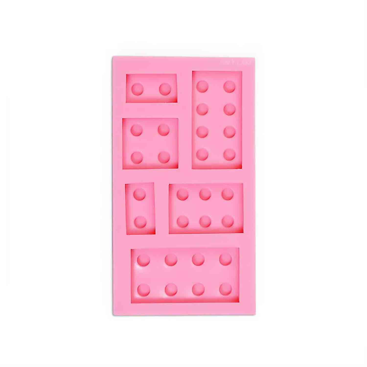 Brick, Block Silicone Mold