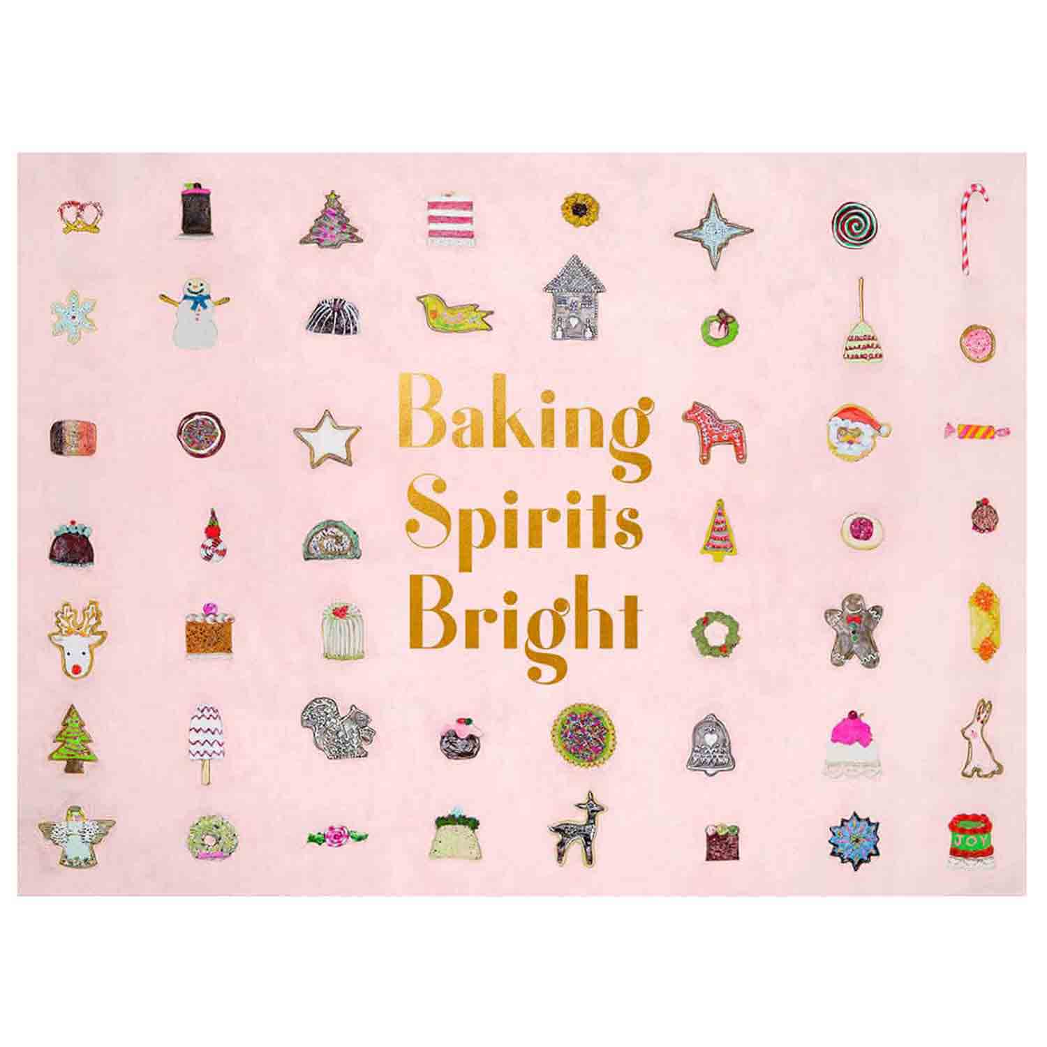 Baking Spirits Bright Placemat