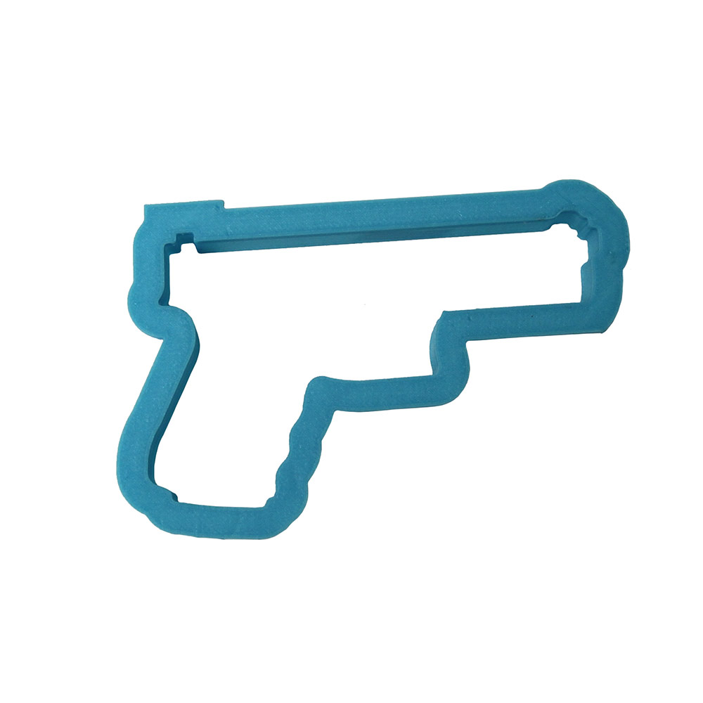 Hand Gun Cookie Cutter- Small