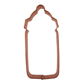 Copper Cookie Cutter-Baby Bottle