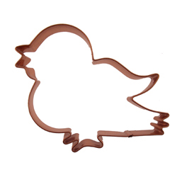 Copper Cookie Cutter-Bluebird