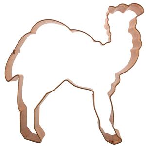 Copper Cookie Cutter - Camel