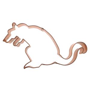 Rat Copper Cookie Cutter