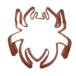 Spider Copper Cookie Cutter