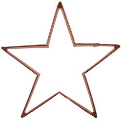 Star Copper Cookie Cutter