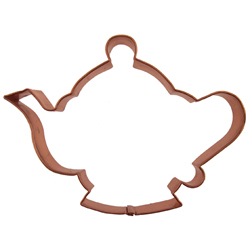 Teapot Copper Cookie Cutter