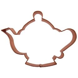 Teapot Copper Cookie Cutter