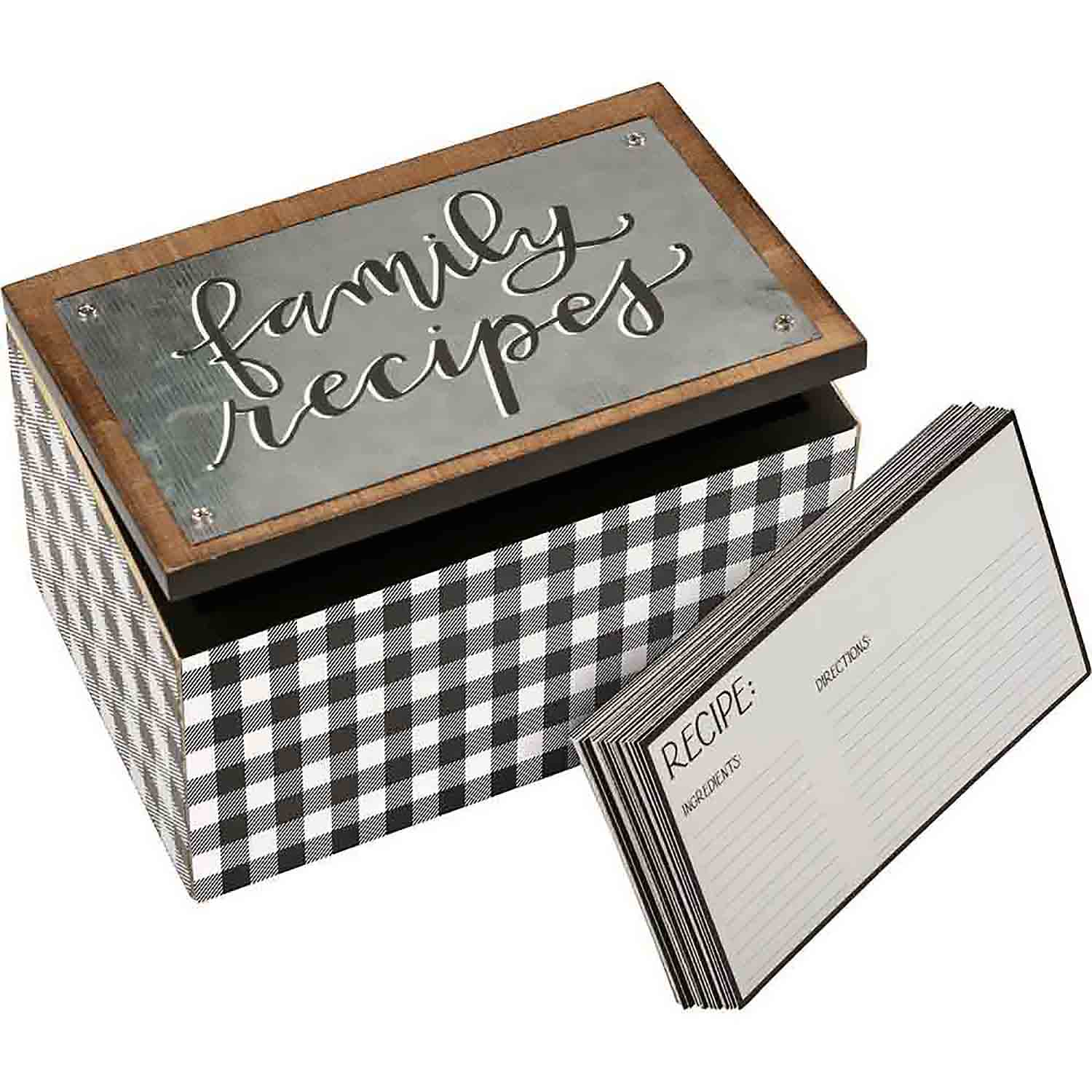 Recipe Box - Family Recipes