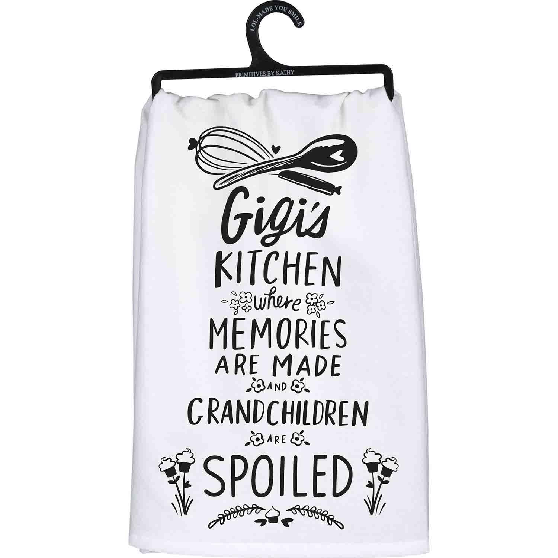 Gigi's Kitchen Dish Towel