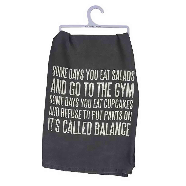Balance Dish Towel