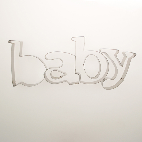 Overlapping Baby Cutter Set