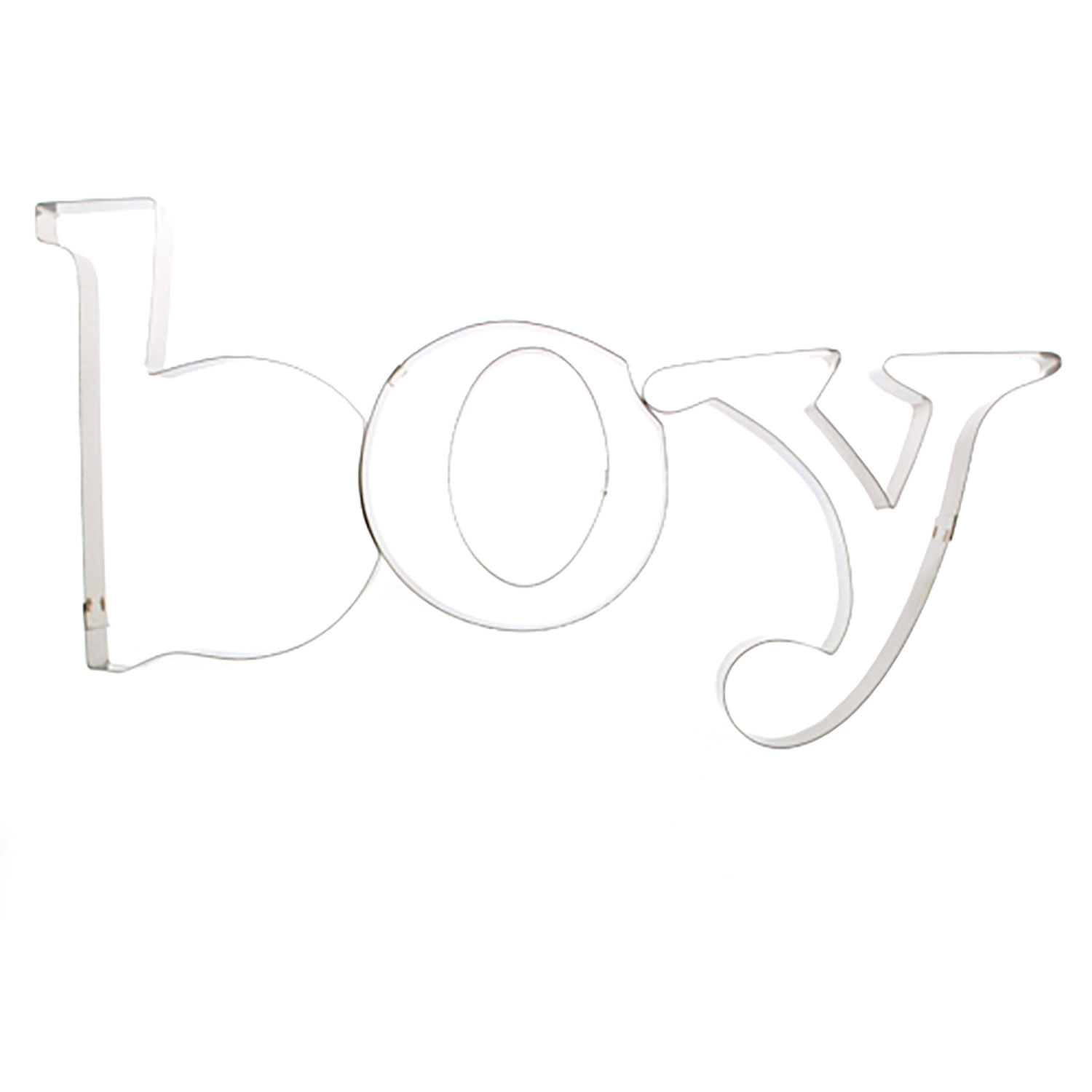 Overlapping Boy Cutter Set