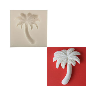 Silicone Mold - Coconut Tree