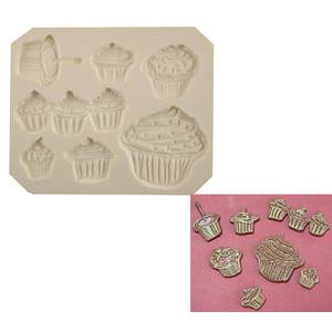 Mold - Cupcakes