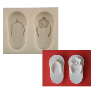 Silicone Mold - Flip Flop