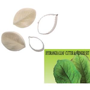 Gumpaste Cutter Set - Hydrandea Leaf