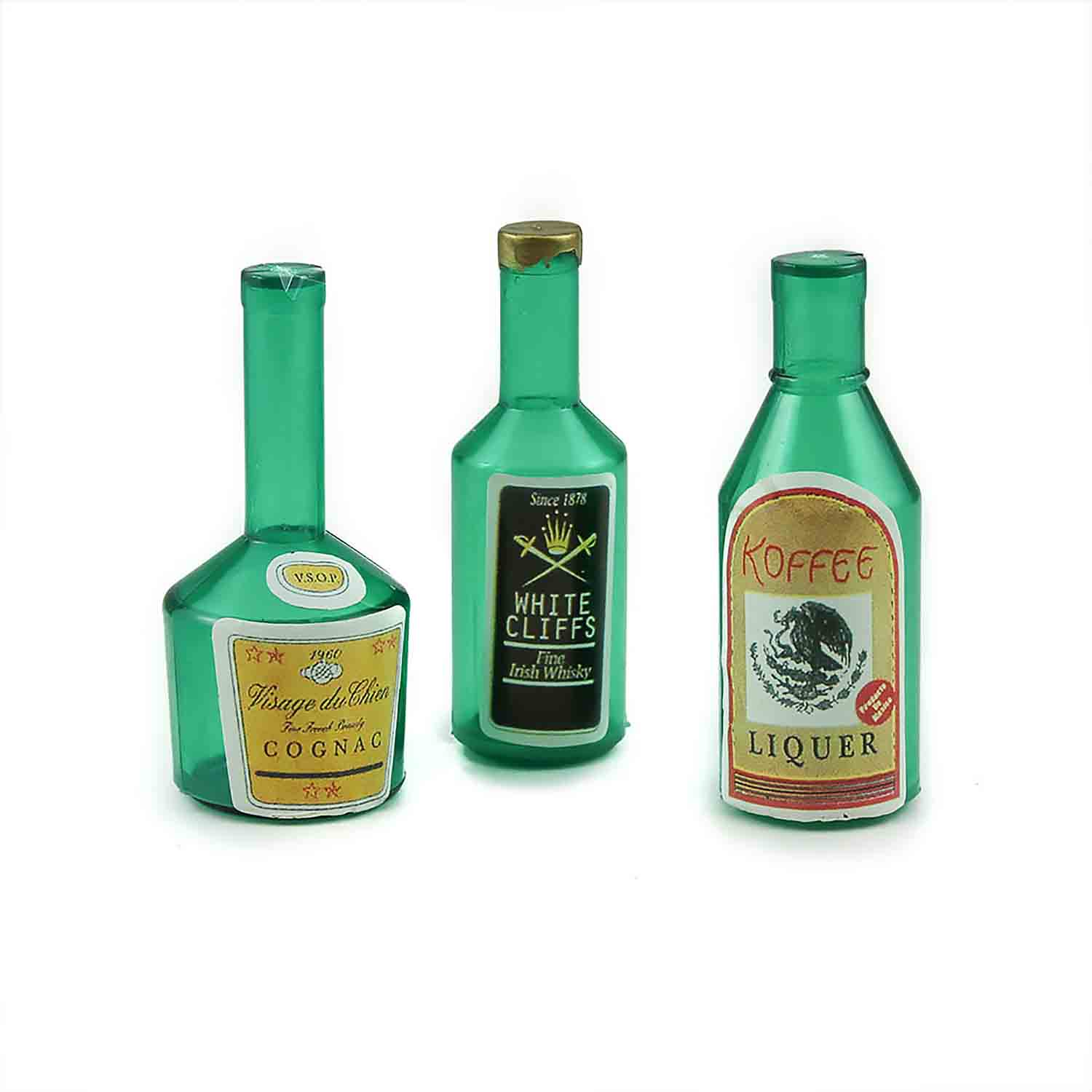 Liquor Bottle Toppers