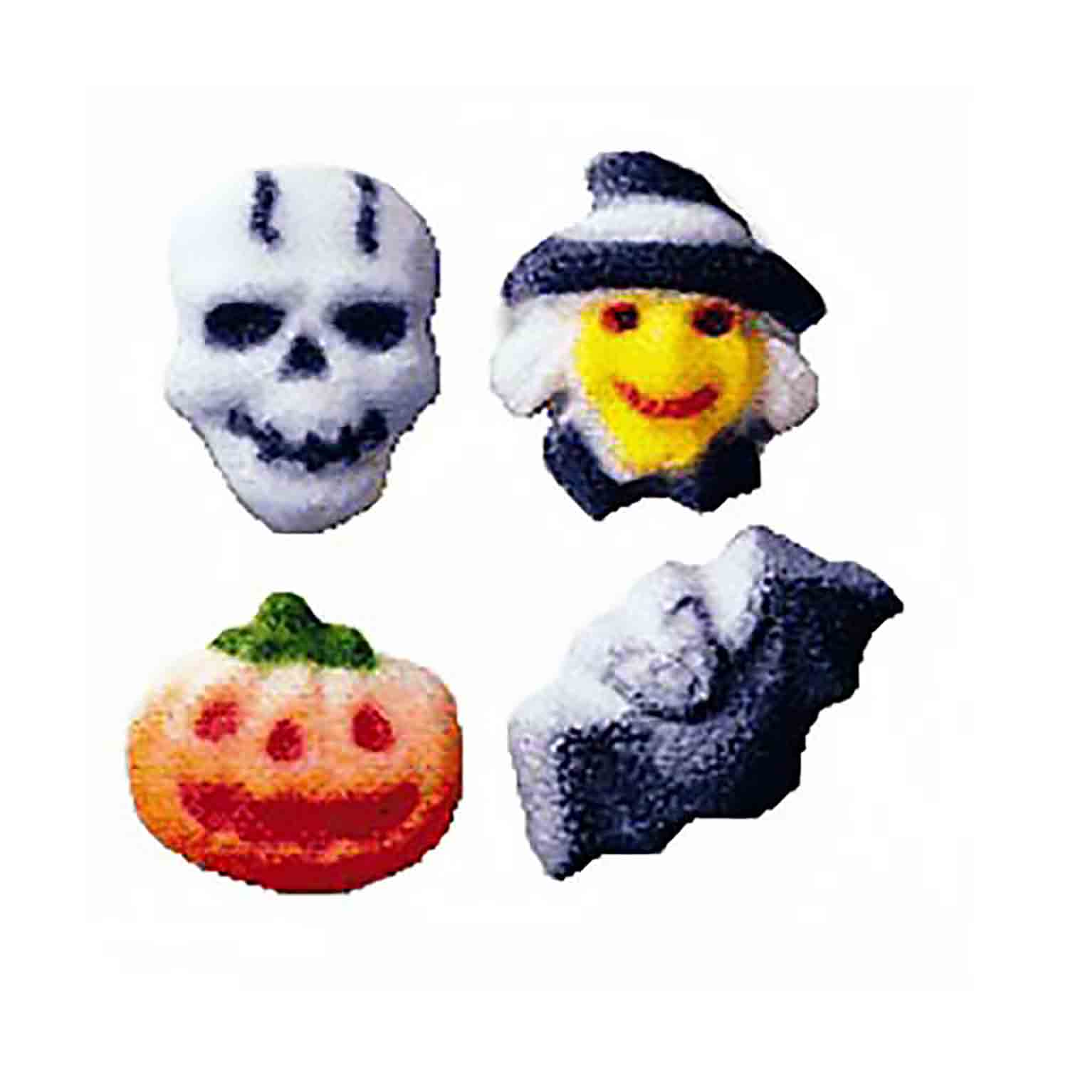 Sugar Layons - Halloween Mini Charms