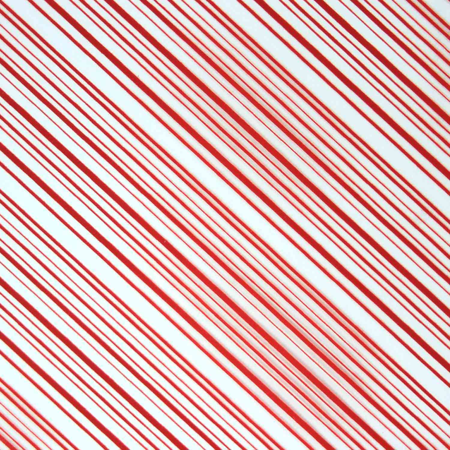 Candy Cane Chocolate Transfer Sheet