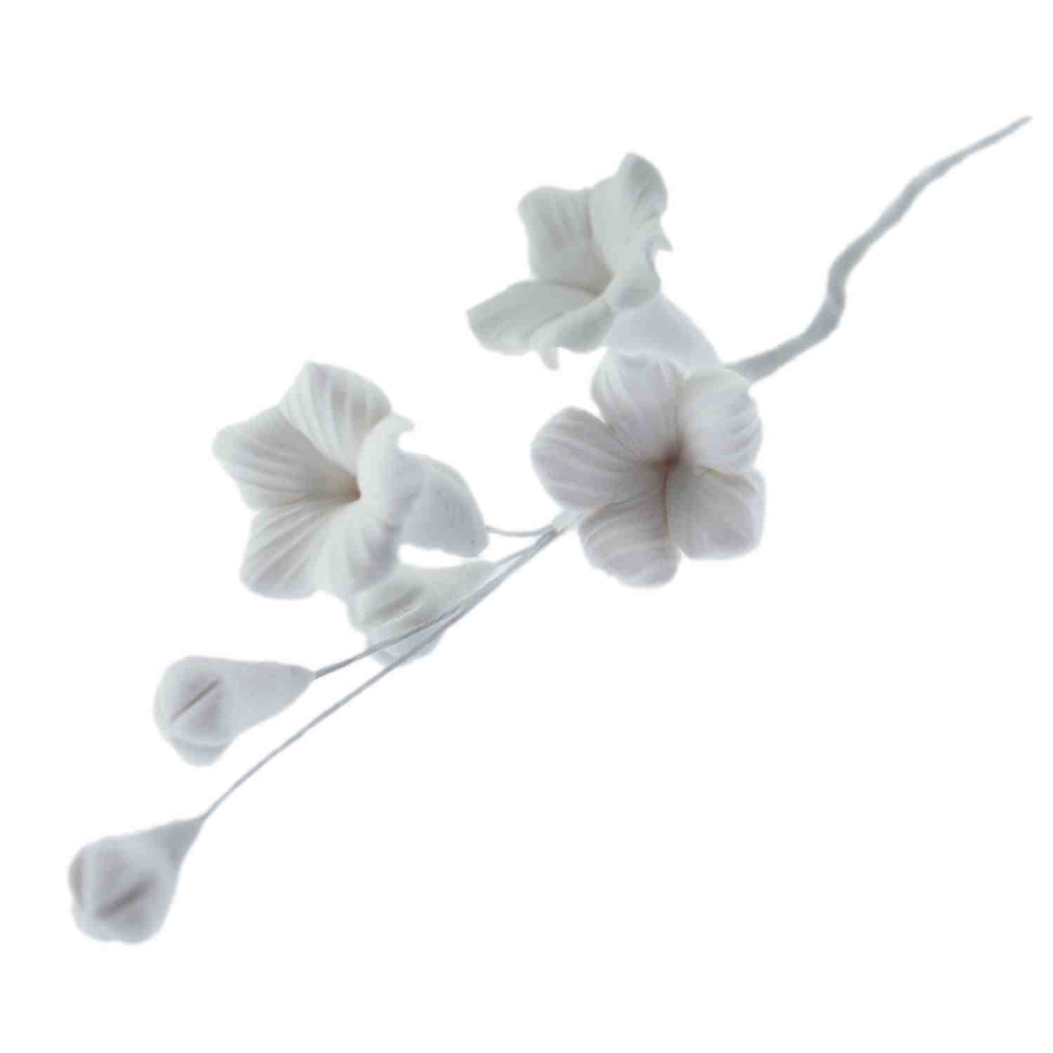 Gum Paste Stephanotis Filler Spray