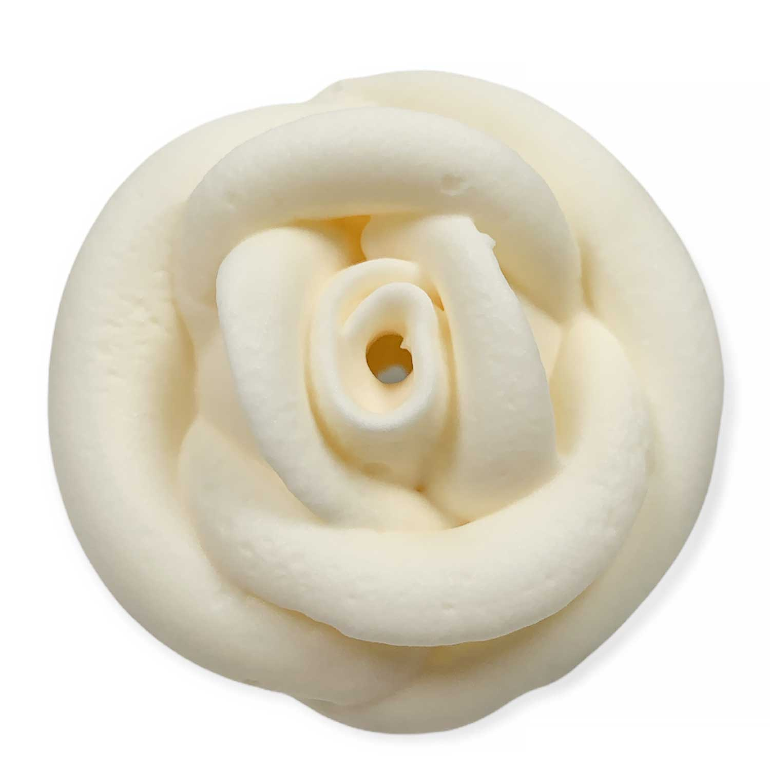 White Royal Icing Roses