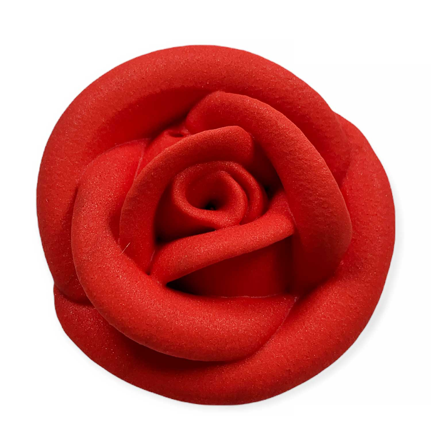 Red Royal Icing Roses