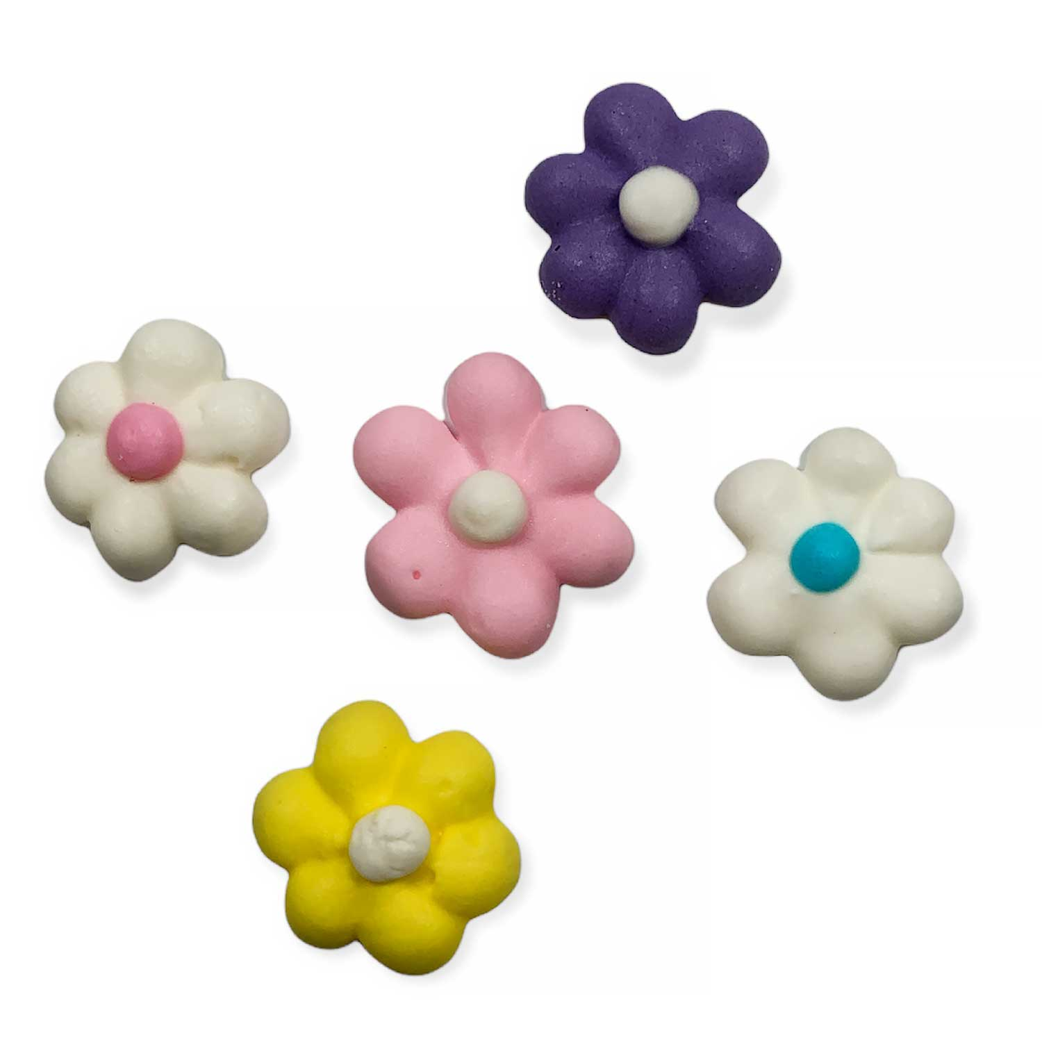 Icing Layons - Pastel Butter Flower Assortment