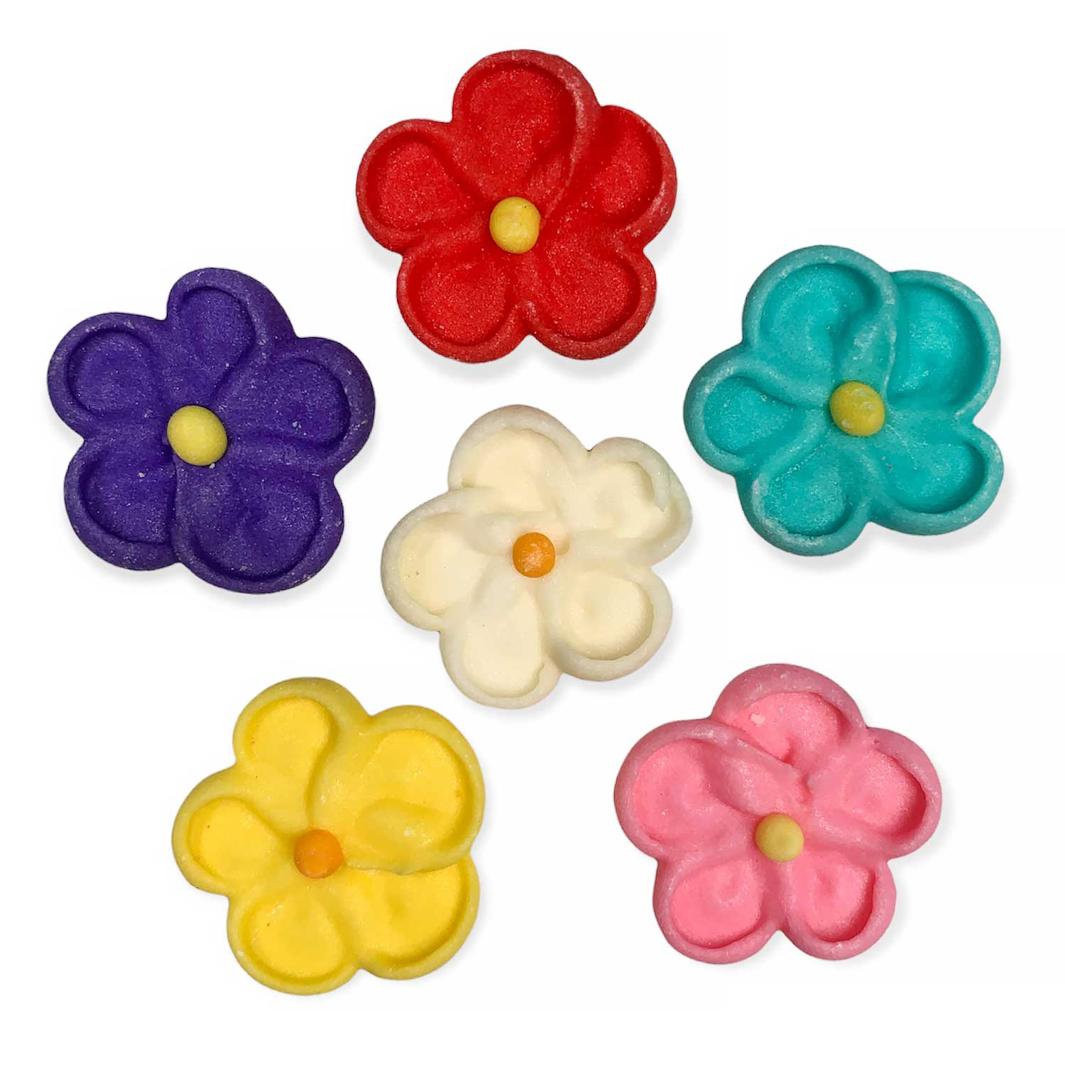 Icing Layons - Mini Drop Flower Assortment