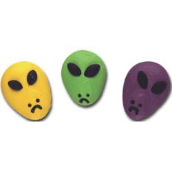 Icing Layons - Alien Faces