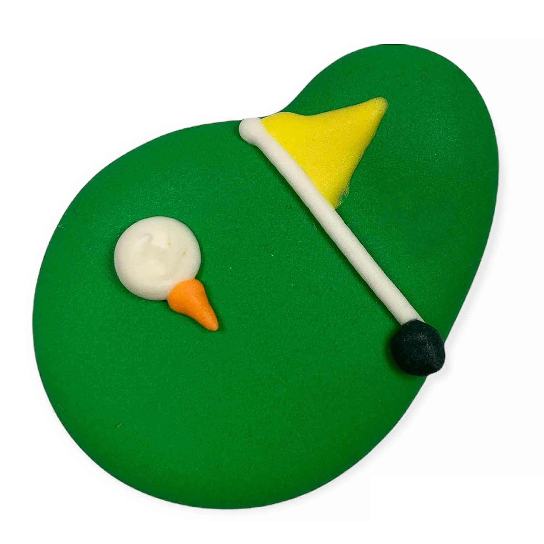 Icing Layons - Golf Green