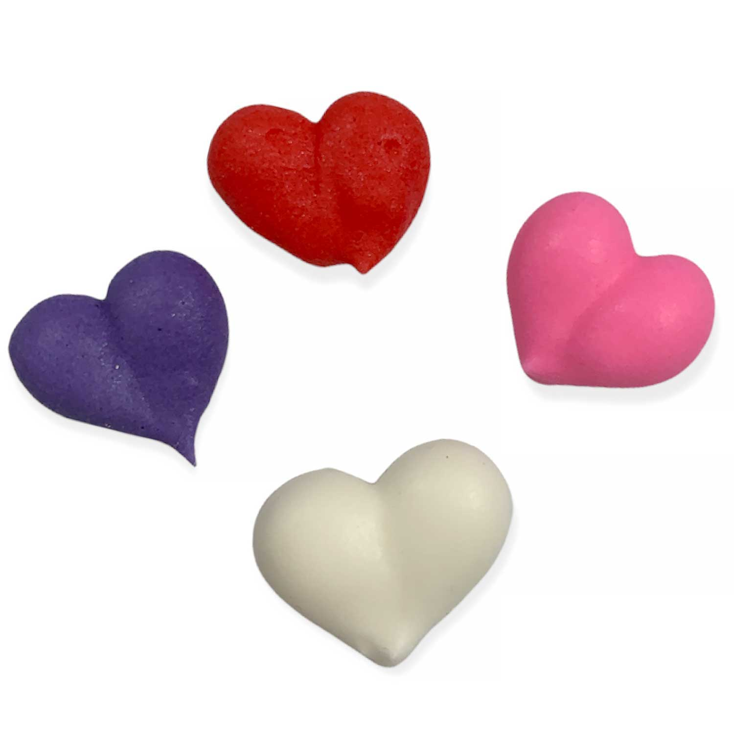 Icing Layons - Mini Hearts