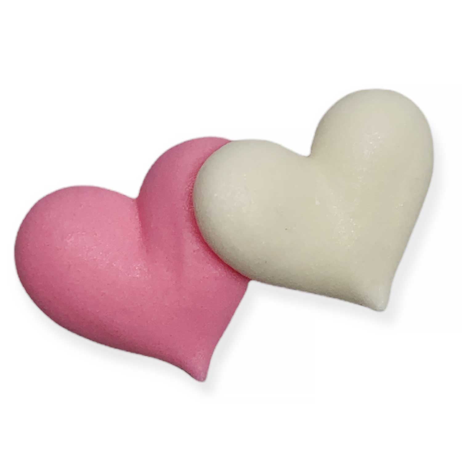 Icing Layons - Double Heart Assortment