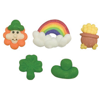 Icing Layons - St Patrick's Day Assortment