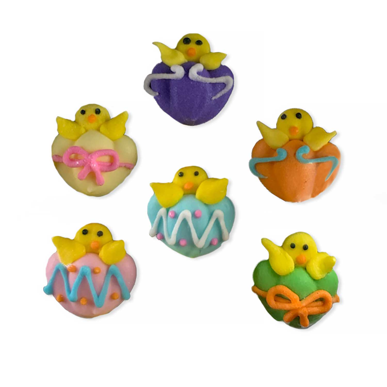 Icing Layons - Chicks in Shell