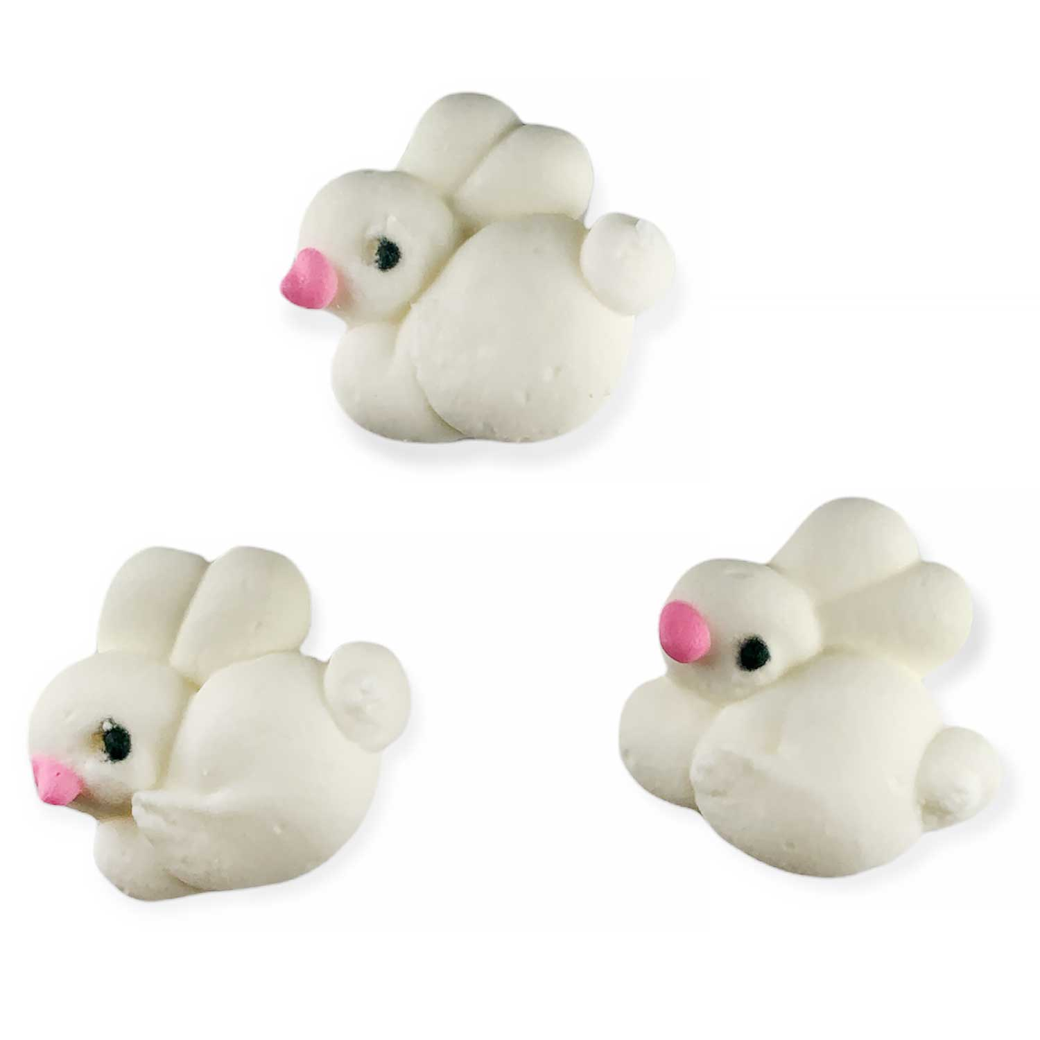 Icing Layons - Mini White Bunnies