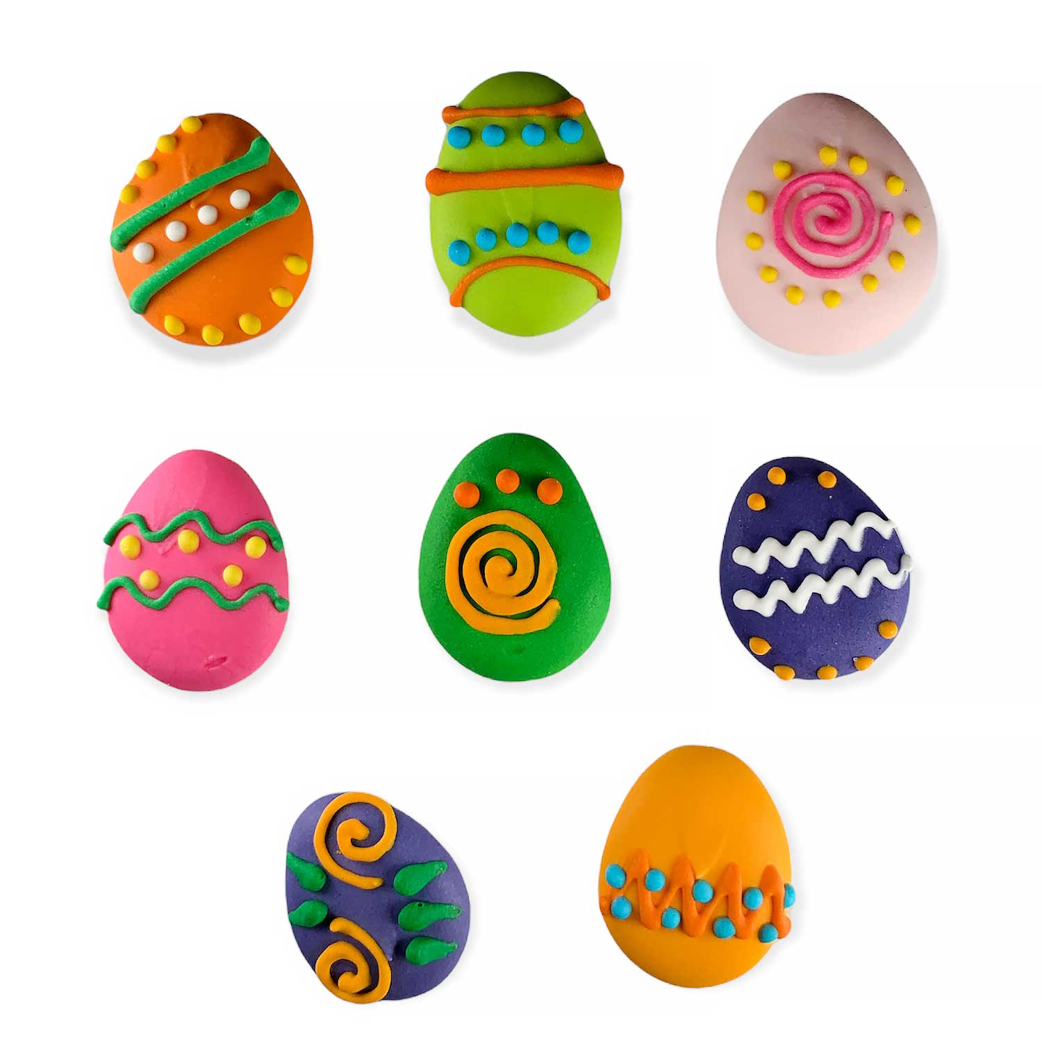 Icing Layons - Easter Egg Mini Assorment