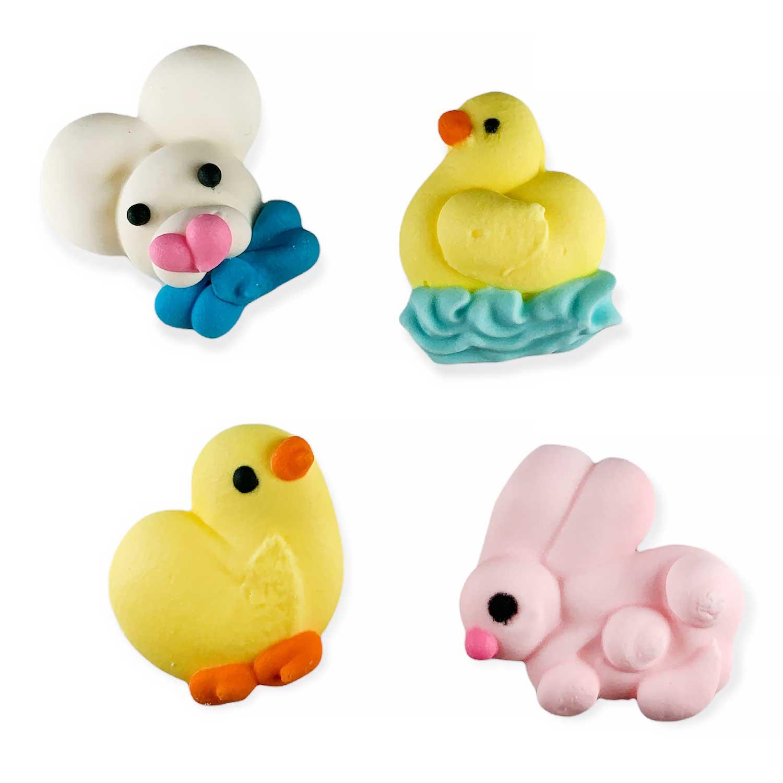 Icing Layons - Rabbit & Chick Assortment